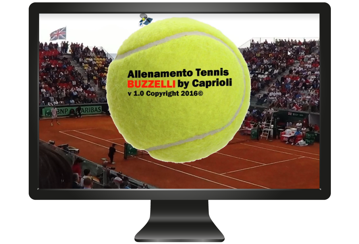 Software Allenamento Tennis BUZZELLI bt Caprioli
